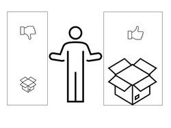 Käsittely- ja pakkauslisä, isokokoiset tuotteet